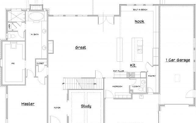 eastgate house plan floor plan