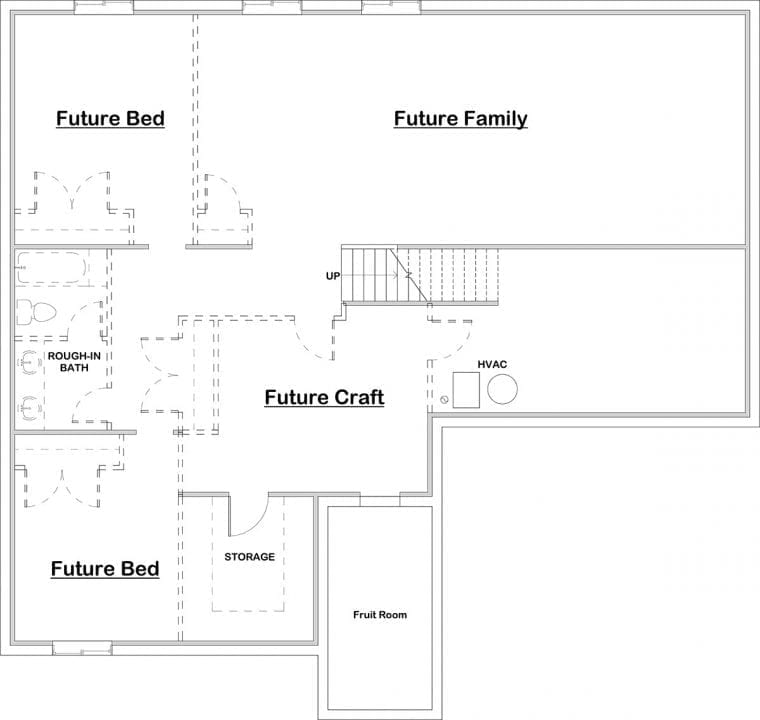 cambridge house plan floor plan