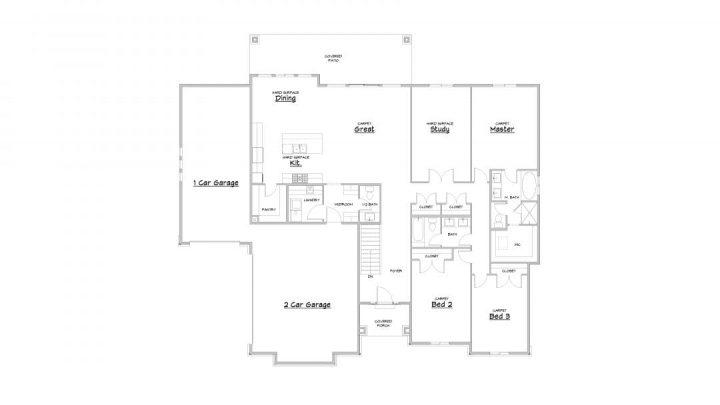 arbor wood house plan floor plan