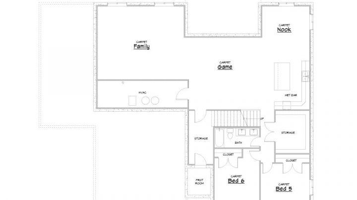 highline house plan floor plan