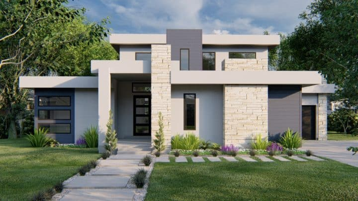 Scott's Bluff - Contemporary