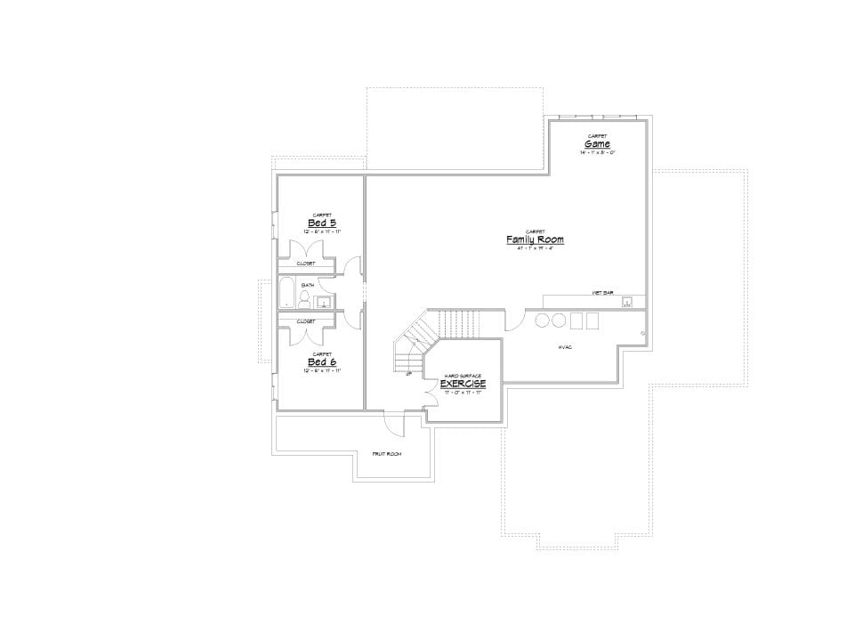 newgate house plan floor plan