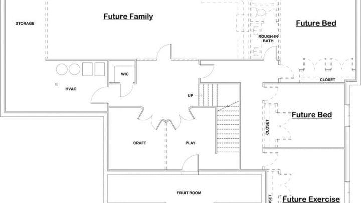 northridge house plan floor plan